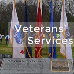 Veterans Services Logo