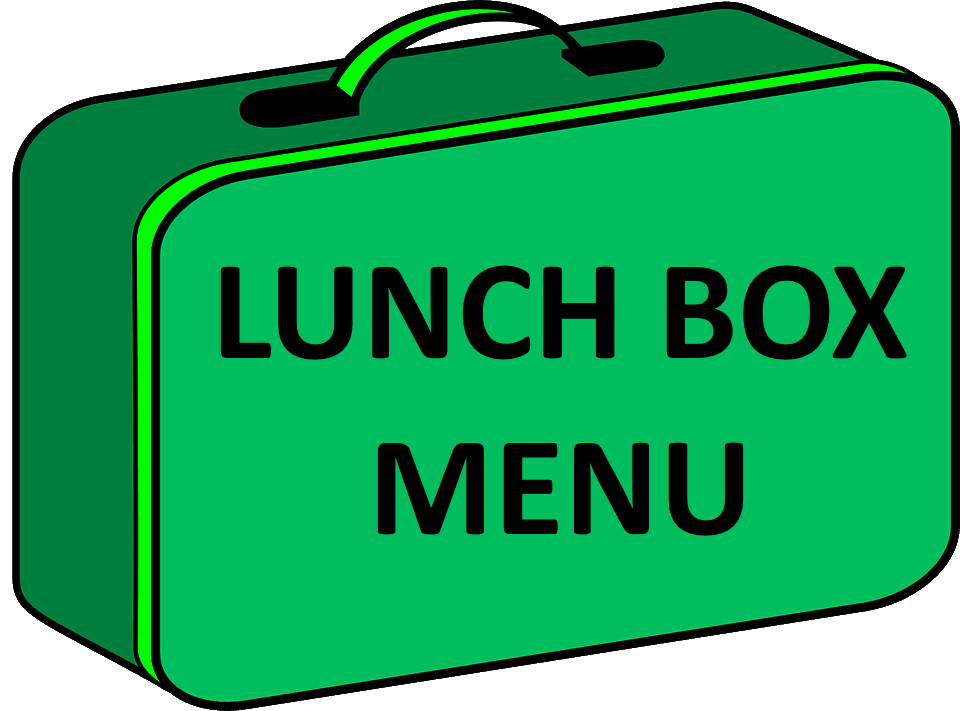 Lunch Box Menu Link