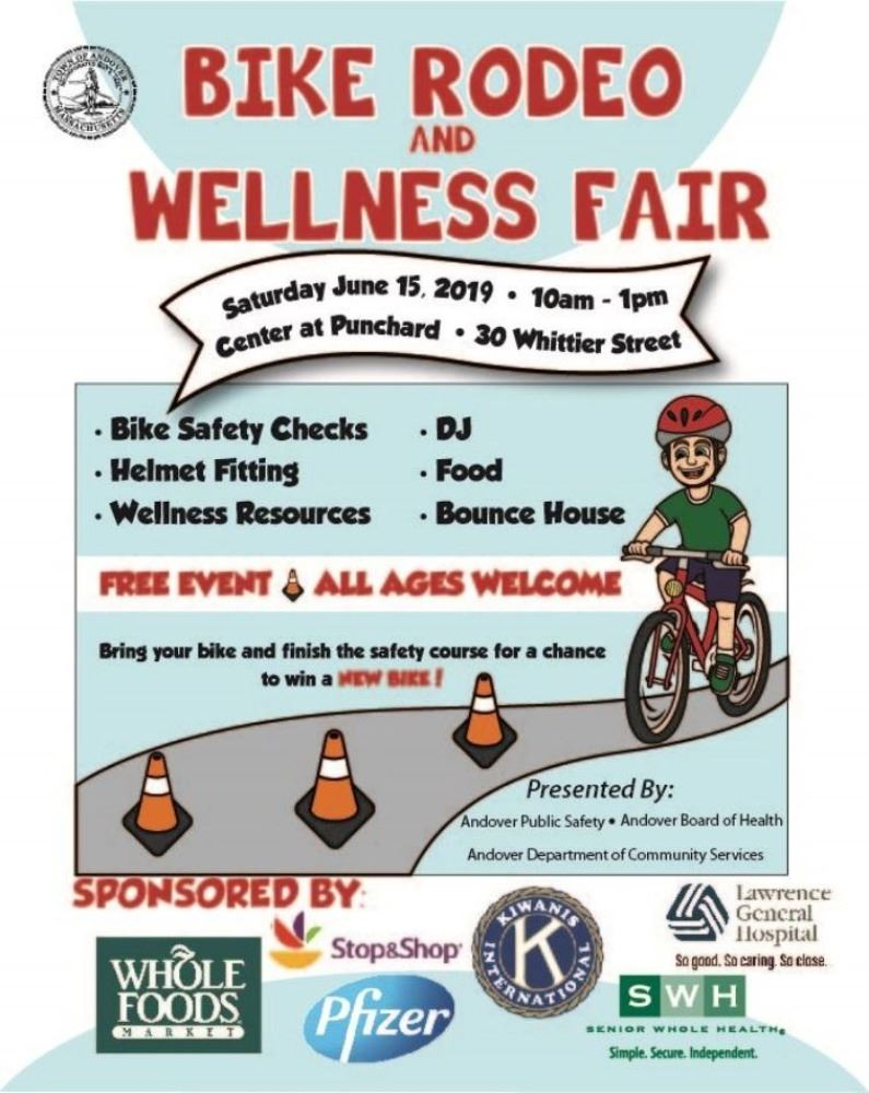 Bike Rodeo & Wellness Fair
